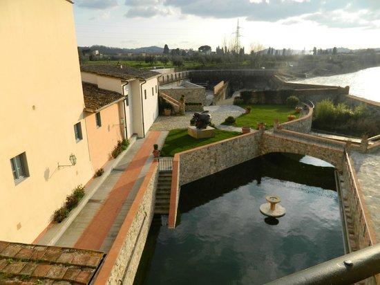 Hotel Mulino di Firenze: Vista do Quarto