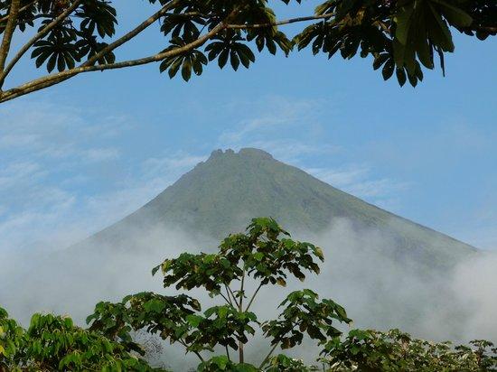 Hotel Lomas del Volcan: volcan Arenal