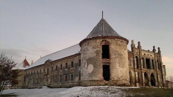 Bontida, Romania: Banffy Castle