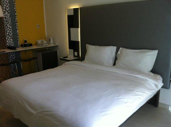 Hotel Valentina : chambre