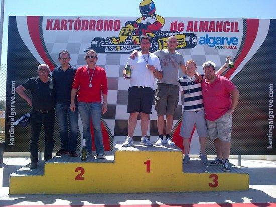 Karting Almancil Fun Park: Where all winners, we're mates.