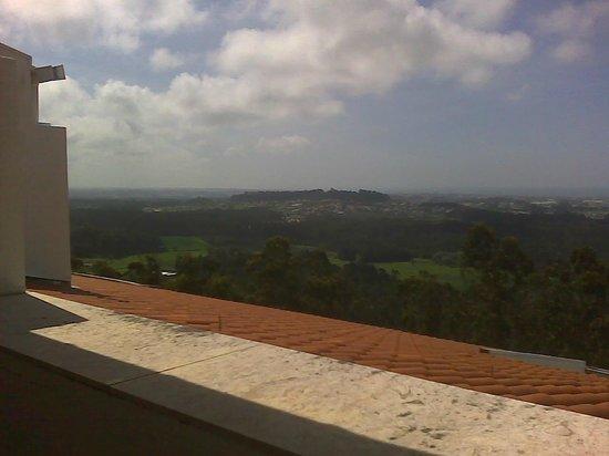 Sao Felix Hotel Hillside & Nature: vista
