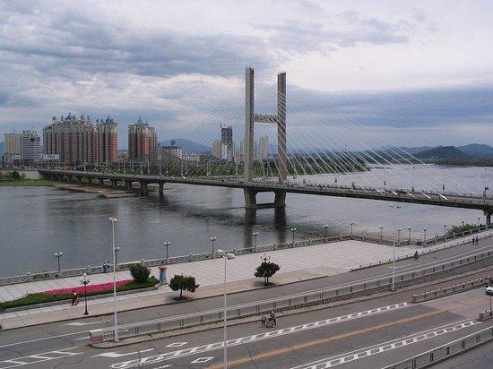 Linjiangmen Bridge Foto