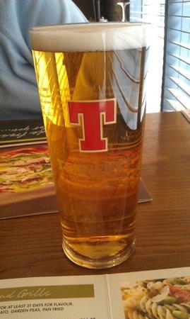 Premier Inn Edinburgh Central (Lauriston Place) Hotel: Proper Scottish Lager