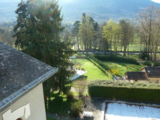 Le Manoir des Alberges : Que la montagne est belle...