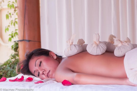 Venus Moon Southside Spa: azteca massage