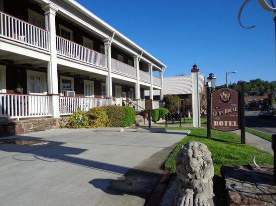 Gunn House Hotel: Gunn House