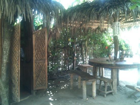 Camping Iguana: cuisine et table commune
