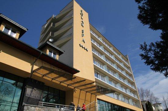 Solar Spa Hotel: hotel