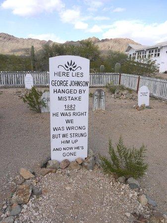 Old Tucson : Tombstone