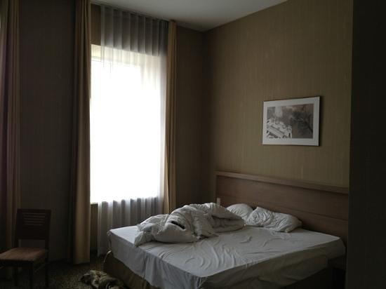 Algirdas City Hotels: номер