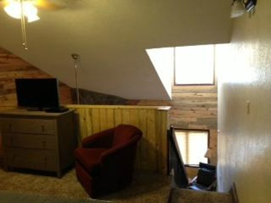 Inn at Silver Creek: loft
