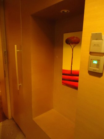 Xian Skytel Hotel: Corner
