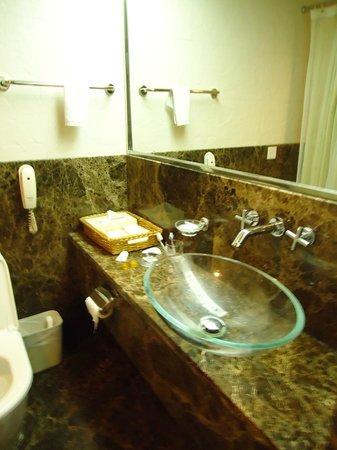Xian Skytel Hotel: Sink