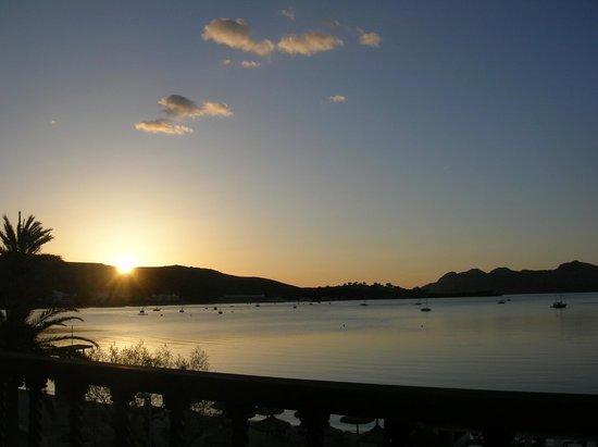Sis Pins sunrise