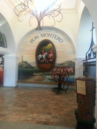 Ron Montero: Entrada de Bodegas Montero