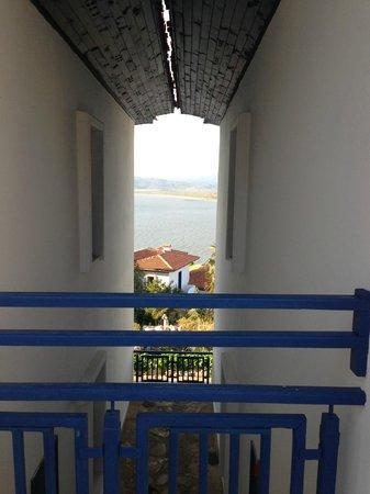 Ephesus Princess: View through the apartments