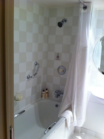 Holiday Inn Guildford: Great shower