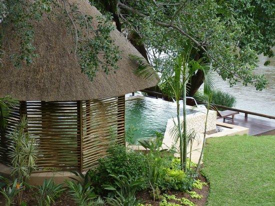 Naledi Bushcamp and Enkoveni Camp: Pool
