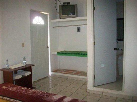 Hotel El Conchalito: view of inside room # 9
