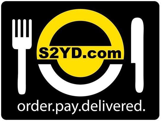Straight2YourDoor: S2YD Logo