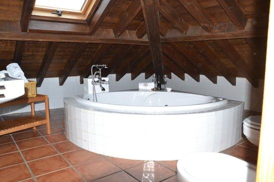 Hotel Casona del Nansa: Baño Suite-302
