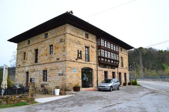 Hotel Casona del Nansa: Fachada - Casona del Nansa
