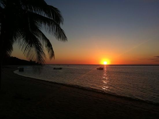 Pestana Bazaruto Lodge All Inclusive: Por do Sol em Bazaruto.