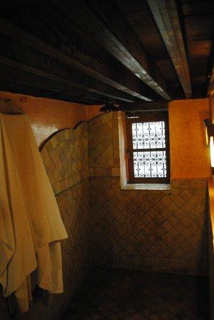Riad La Cle de Fes: douche Bab Ftouh