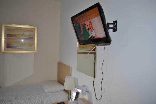 ครัวชาน โฮเต็ล: cama supletoria