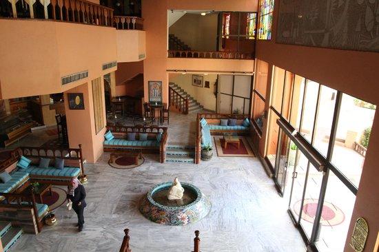 Basma Hotel: Foyer