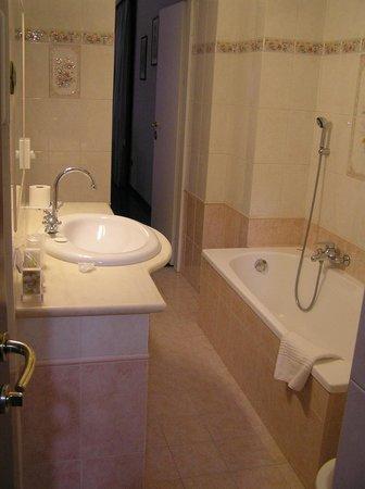 Hotel Santa Prisca: Uno dei bagni