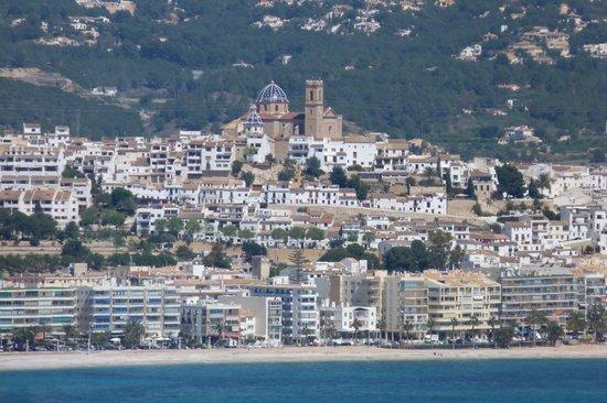 El Albir, Spanje: Vista de Altea