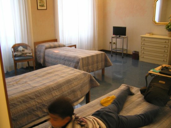 Hotel Santa Prisca: Camera dei ragazzi