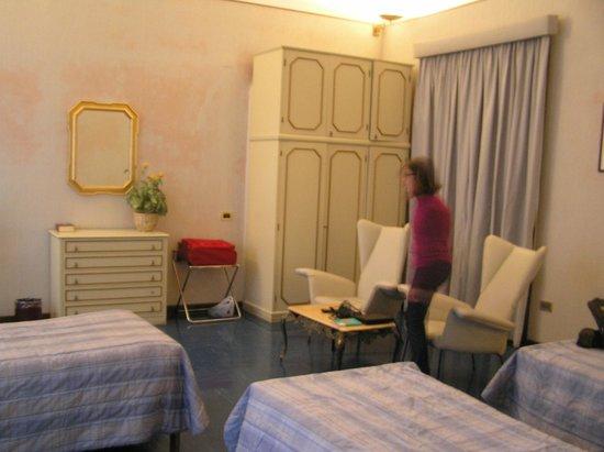 Hotel Santa Prisca: Stanza grande