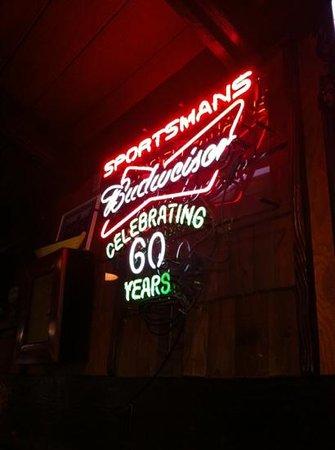 Sportsman Pub and Grub: great seafood last night!