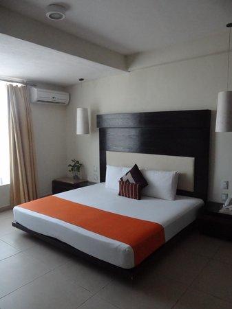 Hotel El Punto: Habitación