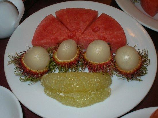 Spring Hotel: завтрак