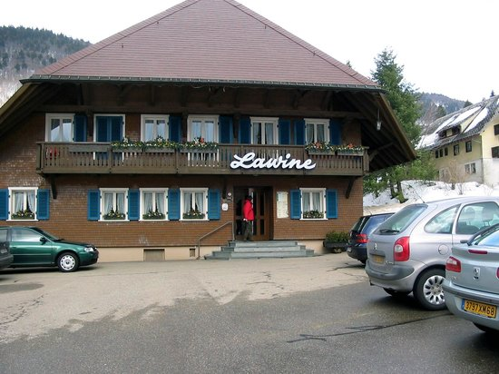 Akzent Hotel Lawine: HOTEL LAWINE