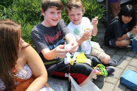 Berkshire Museum offers great summer camps!