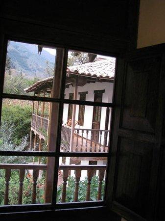 El Albergue Ollantaytambo: Vista desde el cuarto