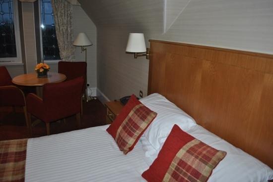 Atholl Hotel: Atholl cama matrimonio