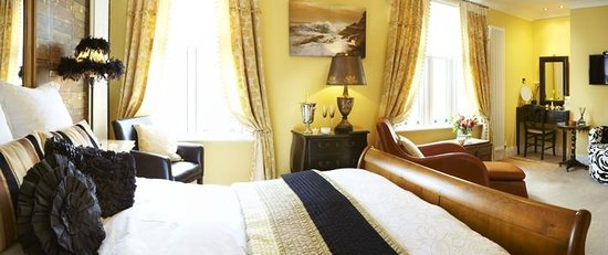 All Seasons Guest House Filey, B&B