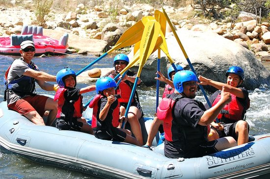 Kern River Outfitters: Great adventure for the whole family