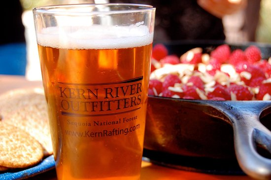 Kern River Outfitters: Our annual Pub and Grub trip features excellent local craft beer and a delicious menu.