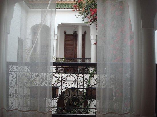 Riad Noor Charana: Interior del Riad