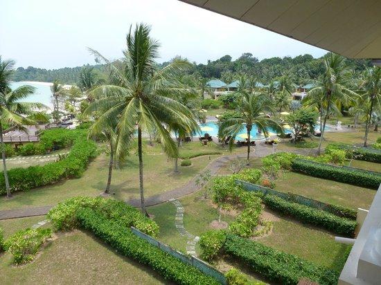 Angsana Bintan: Hotel grounds