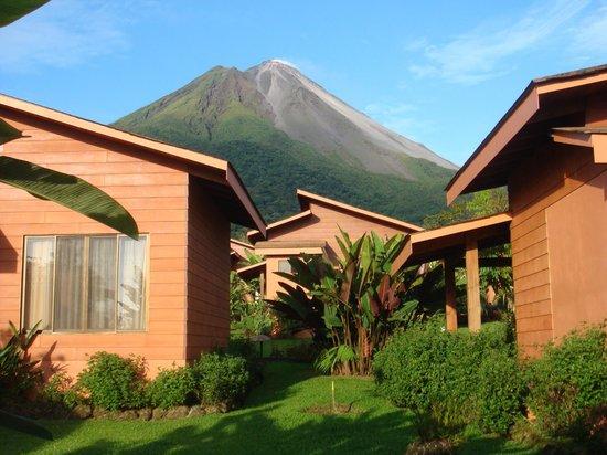 Hotel El Silencio del Campo: Excelent View
