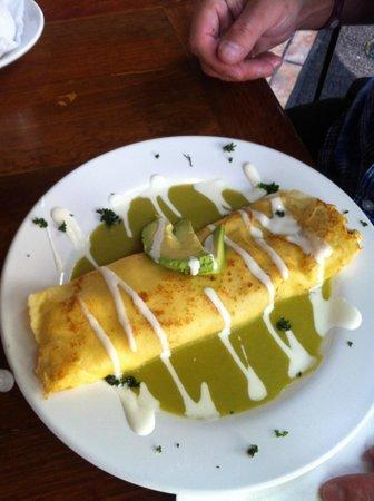 Rico's Café: yum !!