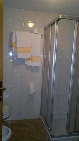 Hotel Centro's: doccia